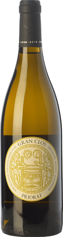 22,95 € | White wine Gran Clos Blanc Crianza D.O.Ca. Priorat Catalonia Spain Cabernet Sauvignon, Grenache White, Macabeo Bottle 75 cl