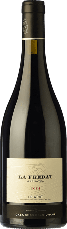 28,95 € 免费送货 | 红酒 Gran del Siurana La Fredat Crianza D.O.Ca. Priorat 加泰罗尼亚 西班牙 Grenache 瓶子 75 cl