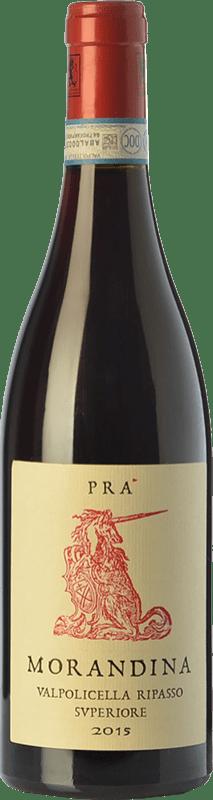 26,95 € Free Shipping | Red wine Graziano Prà Morandina D.O.C. Valpolicella Ripasso Veneto Italy Corvina, Rondinella, Corvinone, Oseleta Bottle 75 cl