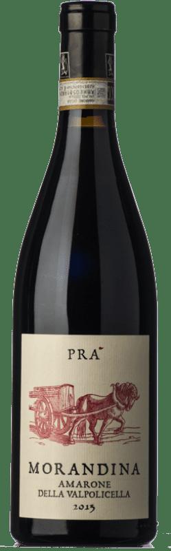 63,95 € Free Shipping | Red wine Graziano Prà Prà D.O.C.G. Amarone della Valpolicella Veneto Italy Corvina, Rondinella, Corvinone, Oseleta Bottle 75 cl