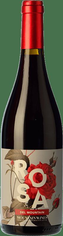 8,95 € | Red wine Grifoll Declara La Rosa del Montsant Joven D.O. Montsant Catalonia Spain Grenache, Carignan Bottle 75 cl