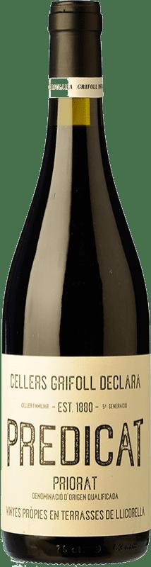 9,95 € | Red wine Grifoll Declara Predicat Joven D.O.Ca. Priorat Catalonia Spain Merlot, Syrah, Cabernet Sauvignon, Carignan Bottle 75 cl