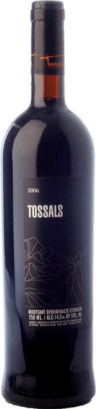 15,95 € | Red wine Grifoll Declara Tossals Crianza D.O. Montsant Catalonia Spain Tempranillo, Syrah, Grenache, Cabernet Sauvignon, Carignan Bottle 75 cl