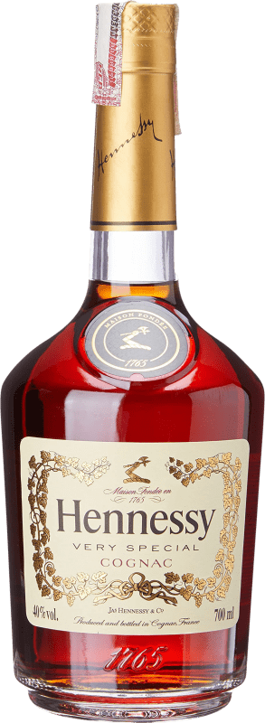 34,95 € Free Shipping | Cognac Hennessy Very Special A.O.C. Cognac France Bottle 70 cl