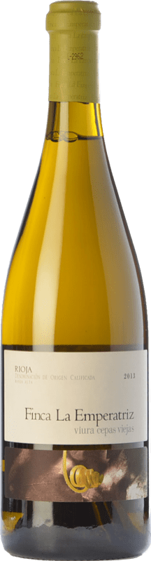 24,95 € Envoi gratuit   Vin blanc Hernáiz La Emperatriz Cepas Viejas Crianza D.O.Ca. Rioja La Rioja Espagne Viura Bouteille 75 cl