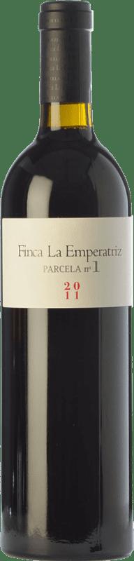 44,95 € 免费送货 | 红酒 Hernáiz La Emperatriz Parcela Nº 1 Crianza D.O.Ca. Rioja 拉里奥哈 西班牙 Tempranillo 瓶子 75 cl