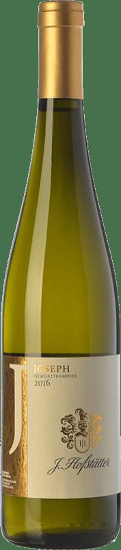 19,95 € | White wine Hofstätter Joseph D.O.C. Alto Adige Trentino-Alto Adige Italy Gewürztraminer Bottle 75 cl