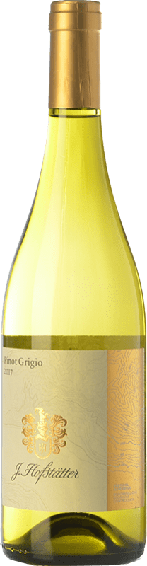 15,95 € | White wine Hofstätter Pinot Bianco D.O.C. Alto Adige Trentino-Alto Adige Italy Pinot White Bottle 75 cl