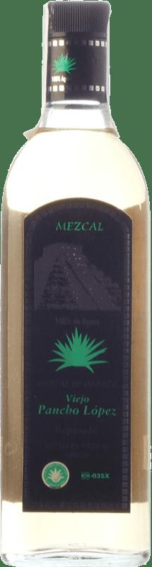 21,95 € | Mezcal Huatulcosta Viejo Pancho López Reposado Mexico Bottle 70 cl