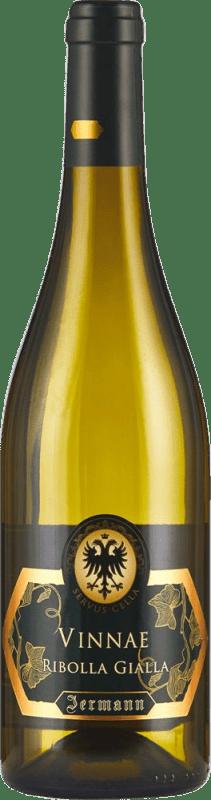 49,95 € 免费送货 | 白酒 Jermann Vinnae I.G.T. Friuli-Venezia Giulia 弗留利 - 威尼斯朱利亚 意大利 Riesling, Ribolla Gialla, Tocai Friulano 瓶子 75 cl