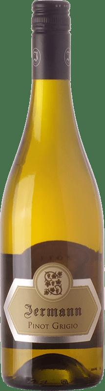 23,95 € Envío gratis | Vino blanco Jermann I.G.T. Friuli-Venezia Giulia Friuli-Venezia Giulia Italia Pinot Gris Botella 75 cl