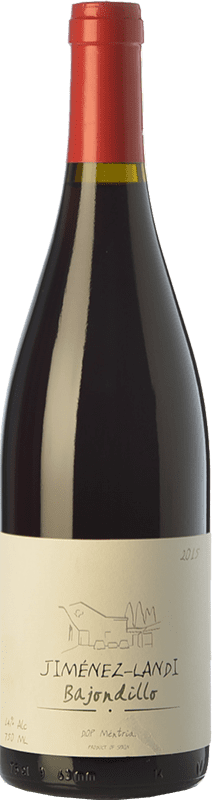 7,95 € 免费送货 | 红酒 Jiménez-Landi Bajondillo Joven D.O. Méntrida 卡斯蒂利亚 - 拉曼恰 西班牙 Syrah, Grenache 瓶子 75 cl