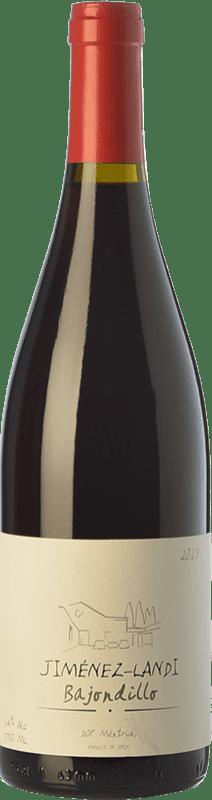 7,95 € Envío gratis | Vino tinto Jiménez-Landi Bajondillo Joven D.O. Méntrida Castilla la Mancha España Syrah, Garnacha Botella 75 cl