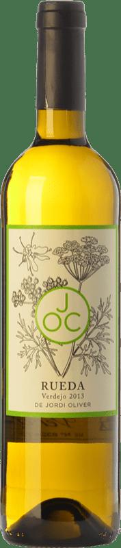 11,95 € Free Shipping | White wine JOC D.O. Rueda Castilla y León Spain Verdejo Bottle 75 cl