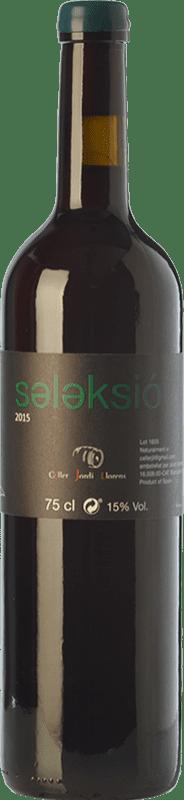 15,95 € Free Shipping | Red wine Jordi Llorens Seleksió Joven Spain Syrah, Grenache Bottle 75 cl