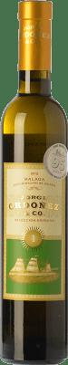 15,95 € 免费送货   甜酒 Jorge Ordóñez Nº 1 Selección Especial D.O. Sierras de Málaga 安达卢西亚 西班牙 Muscat of Alexandria 半瓶 37 cl