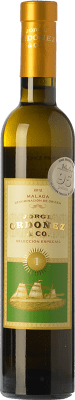 15,95 € | Sweet wine Jorge Ordóñez Nº 1 Selección Especial D.O. Sierras de Málaga Andalusia Spain Muscat of Alexandria Half Bottle 37 cl