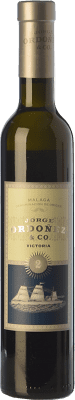 18,95 € Free Shipping | Sweet wine Jorge Ordóñez Nº 2 Victoria D.O. Sierras de Málaga Andalusia Spain Muscat of Alexandria Half Bottle 37 cl
