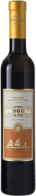 48,95 € | Sweet wine Jorge Ordóñez Nº 3 Viñas Viejas 2010 D.O. Sierras de Málaga Andalusia Spain Muscat of Alexandria Half Bottle 37 cl