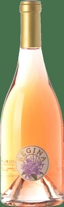 22,95 € 免费送货 | 玫瑰酒 Josep Grau Regina D.O. Montsant 加泰罗尼亚 西班牙 Grenache, Grenache White 瓶子 75 cl
