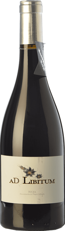 17,95 € | Red wine Sancha Ad Libitum Monastel Crianza D.O.Ca. Rioja The Rioja Spain Monastel de Rioja Bottle 75 cl