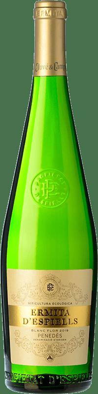 8,95 € | White wine Juvé y Camps Ermita d'Espiells D.O. Penedès Catalonia Spain Macabeo, Xarel·lo, Parellada Bottle 75 cl