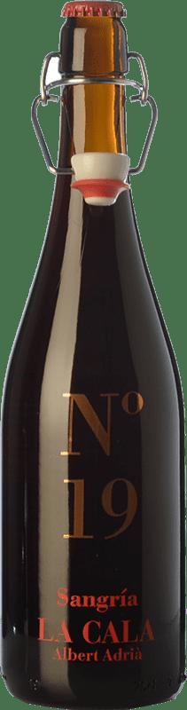 13,95 € Envío gratis | Sangría La Cala Nº 19 España Botella 75 cl