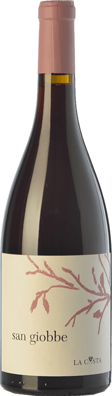 29,95 € | Red wine La Costa San Giobbe I.G.T. Terre Lariane Lombardia Italy Pinot Black Bottle 75 cl