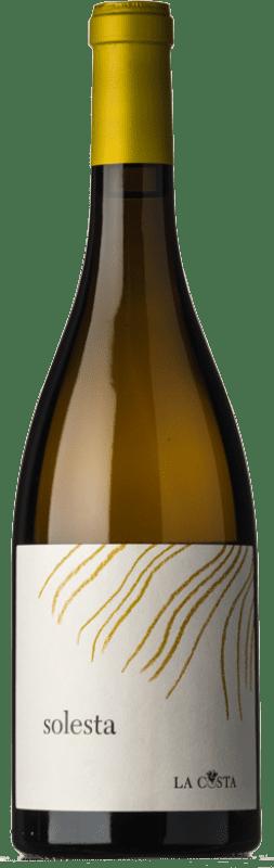 24,95 € Free Shipping | White wine La Costa Solesta I.G.T. Terre Lariane Lombardia Italy Riesling, Manzoni Bianco Bottle 75 cl