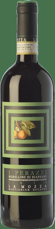 15,95 € Free Shipping   Red wine La Mozza I Perazzi D.O.C.G. Morellino di Scansano Tuscany Italy Syrah, Grenache, Sangiovese, Colorino, Ciliegiolo Bottle 75 cl
