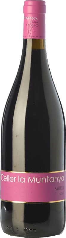 13,95 € 免费送货 | 红酒 La Muntanya Joven D.O. Alicante 巴伦西亚社区 西班牙 Grenache, Monastrell, Grenache Tintorera, Bonicaire 瓶子 75 cl