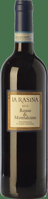 17,95 € Free Shipping   Red wine La Rasina D.O.C. Rosso di Montalcino Tuscany Italy Sangiovese Bottle 75 cl