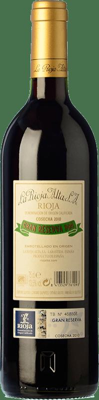 48,95 € Free Shipping   Red wine Rioja Alta 904 Gran Reserva D.O.Ca. Rioja The Rioja Spain Tempranillo, Graciano Bottle 75 cl