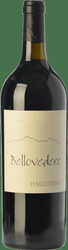 43,95 € Free Shipping | Red wine La Valentina Bellovedere D.O.C. Montepulciano d'Abruzzo Abruzzo Italy Montepulciano Bottle 75 cl