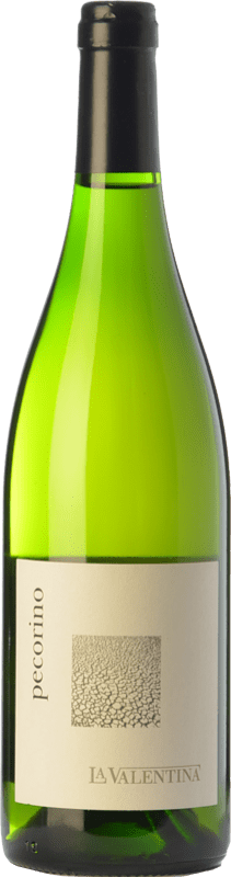 11,95 € Free Shipping | White wine La Valentina I.G.T. Colline Pescaresi Abruzzo Italy Pecorino Bottle 75 cl
