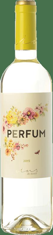 21,95 € Free Shipping | White wine La Vida Al Camp Perfum D.O. Penedès Catalonia Spain Macabeo, Muscatel Small Grain Magnum Bottle 1,5 L