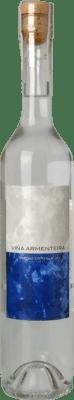 17,95 € Free Shipping | Marc Lagar de Cervera Viña Armenteira Blanco D.O. Orujo de Galicia Galicia Spain Half Bottle 50 cl