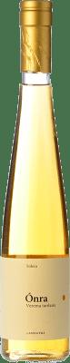 16,95 € | Sweet wine Lagravera Ónra Vi de Pedra Solera D.O. Costers del Segre Catalonia Spain Grenache White Half Bottle 37 cl