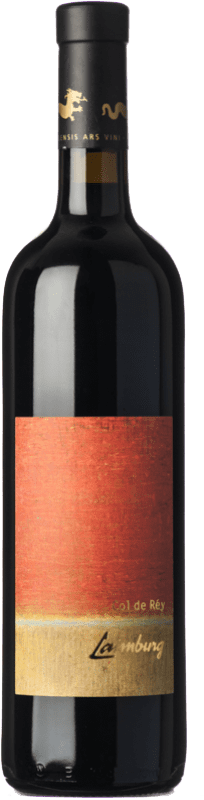 33,95 € Free Shipping | Red wine Laimburg Col de Rey I.G.T. Vigneti delle Dolomiti Trentino Italy Petit Verdot, Lagrein, Tannat Bottle 75 cl