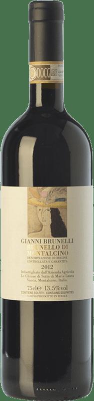 56,95 € Free Shipping | Red wine Le Chiuse di Sotto D.O.C.G. Brunello di Montalcino Tuscany Italy Sangiovese Bottle 75 cl
