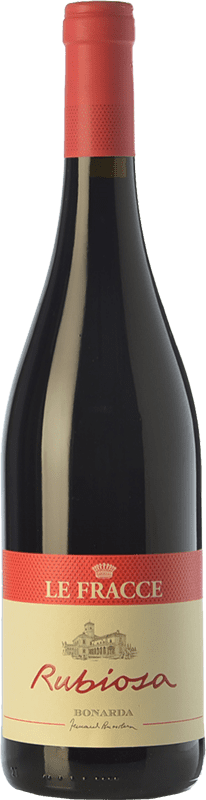 10,95 € Free Shipping   Red wine Le Fracce Rubiosa D.O.C. Oltrepò Pavese Lombardia Italy Croatina Bottle 75 cl