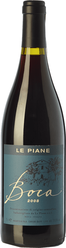 64,95 € | Red wine Le Piane 2007 D.O.C. Boca Piemonte Italy Nebbiolo, Vespolina Bottle 75 cl