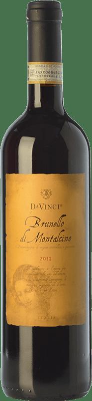 29,95 € | Red wine Leonardo da Vinci Da Vinci D.O.C.G. Brunello di Montalcino Tuscany Italy Sangiovese Bottle 75 cl