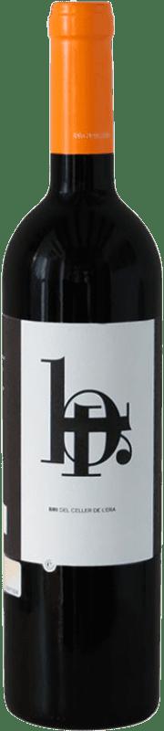 13,95 € Envío gratis | Vino tinto L'Era Bri Crianza D.O. Montsant Cataluña España Garnacha, Cabernet Sauvignon, Cariñena Botella 75 cl