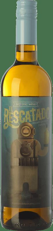 9,95 € Envío gratis | Vino blanco Leyenda del Páramo El Rescatado D.O. León Castilla y León España Albarín Botella 75 cl