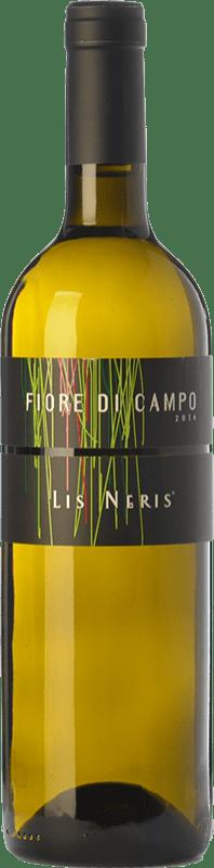 18,95 € Free Shipping | White wine Lis Neris Fiore di Campo I.G.T. Friuli-Venezia Giulia Friuli-Venezia Giulia Italy Sauvignon White, Riesling, Tocai Friulano Bottle 75 cl