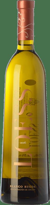 11,95 € Free Shipping | White wine Loess D.O. Rueda Castilla y León Spain Verdejo Bottle 75 cl
