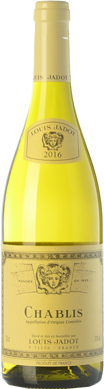 25,95 € | White wine Louis Jadot A.O.C. Chablis Burgundy France Chardonnay Bottle 75 cl