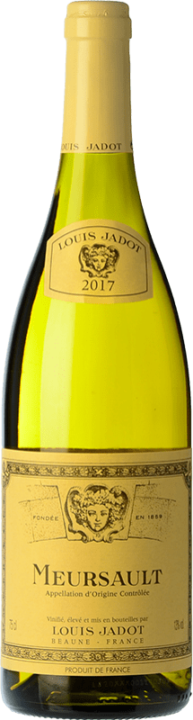53,95 € | White wine Louis Jadot Crianza A.O.C. Meursault Burgundy France Chardonnay Bottle 75 cl