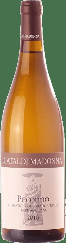24,95 € | White wine Cataldi Madonna Frontone D.O.C. Montepulciano d'Abruzzo Abruzzo Italy Pecorino Bottle 75 cl